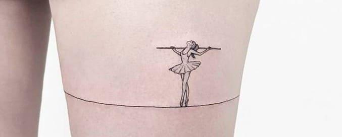 tattoo para mujer discreto y de buen gusto