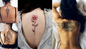 tatuajes variados para espaldas femeninas