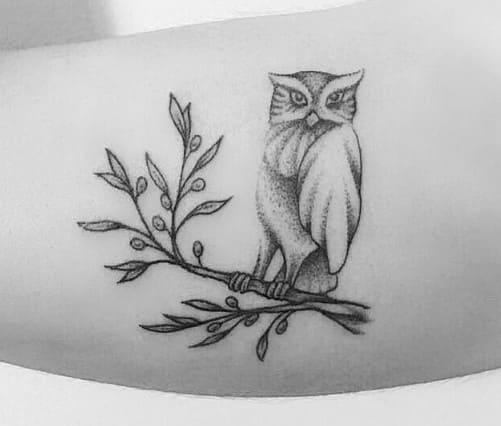 tatuajes para mujeres delicadospuntillismo