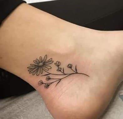 tatuaje para mujer delicado