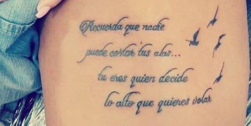 tatuajes para mujer con significado