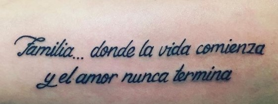 tatuajes con significados frases para tatuajes en mujer
